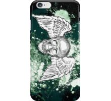 Grungy Skull iPhone Case/Skin