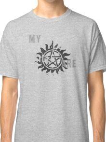 Supernatural Castiel 'People Skills' T-Shirt Classic T-Shirt