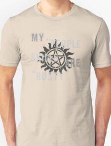 Supernatural Castiel 'People Skills' T-Shirt T-Shirt