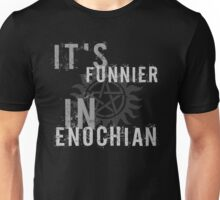 Supernatural Castiel Quote T-Shirt Unisex T-Shirt