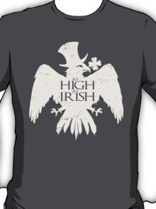 As High As Irish T-Shirt