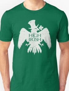 As High As Irish Unisex T-Shirt