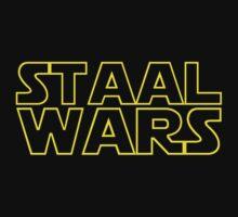 Staal Wars by elevensie
