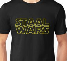Staal Wars Unisex T-Shirt