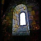 Cloister window by cammisacam
