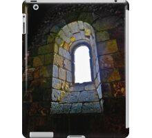 Cloister window iPad Case/Skin