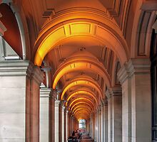 Melbourne GPO by Christine Smith
