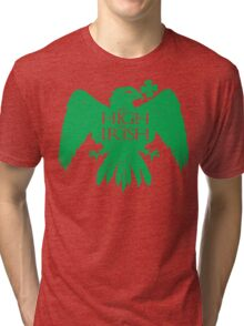 As High As Irish Tri-blend T-Shirt