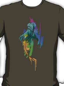 Watercolor Shark T-Shirt