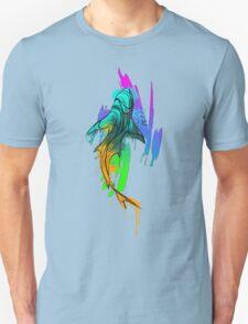Watercolor Shark T-Shirt