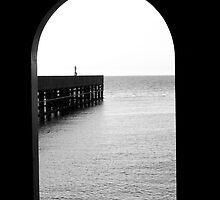 Brighton Pier, Melbourne, Victoria, Australia by paulsborrett