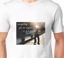 It's Real Unisex T-Shirt