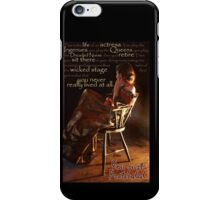 The Life of an Actress iPhone Case/Skin