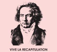 Vive LV Beethoven Kids Tee