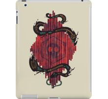 Death Crystal iPad Case/Skin