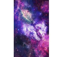 Galaxy Pattern Photographic Print