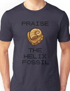 PRAISE THE HELIX FOSSIL Unisex T-Shirt