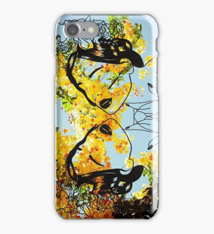 Flower Girls iPhone Case/Skin