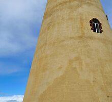 Beachside Tower by metriognome