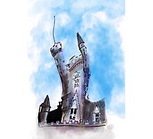 The Salvation Army Citadel, Castlegate Aberdeen Photographic Print