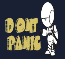 Don't Panic by gigas