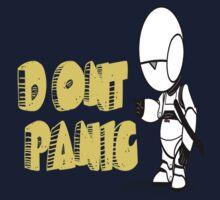 Don't Panic One Piece - Long Sleeve