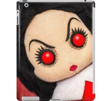 Evil Rag Doll iPad Case/Skin