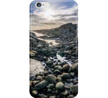 Road to the sea iPhone Case/Skin