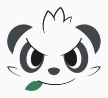 Pokemon - Pancham / Yancham by zefiru