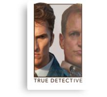 True Detective Metal Print