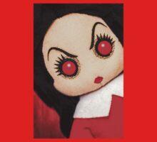 Evil Rag Doll One Piece - Short Sleeve
