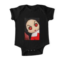Evil Rag Doll One Piece - Short Sleeve