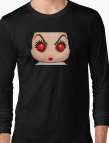 Evil Rag Doll Long Sleeve T-Shirt