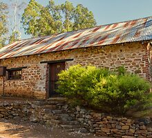 Old Stone Cottage, Grey's Hill, Bridgetown, W.A. #2 by Elaine Teague