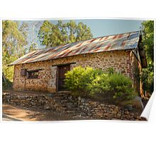 Old Stone Cottage, Grey's Hill, Bridgetown, W.A. #2 Poster