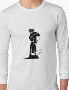 Cute Killer Long Sleeve T-Shirt