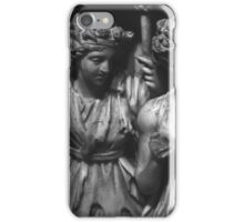 Sarcophagus with Dionysus and Ariadne iPhone Case/Skin
