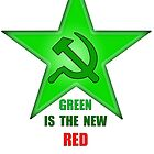 Green Is The New Red by RusticShiraz