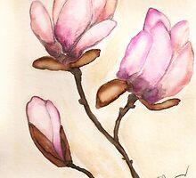 Magnolia by Tess Johnson