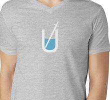Crit Juice: Neat (Light) Mens V-Neck T-Shirt