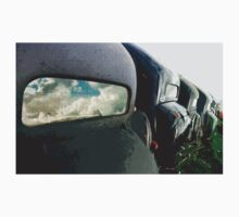 car : Reflection of life before! ... 1974 collector 5  (c)(t) by Olao-Olavia / Okaio Créations Kids Tee