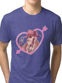 Synth-sational Tri-blend T-Shirt