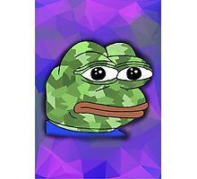 Abstract Pepe Photographic Print