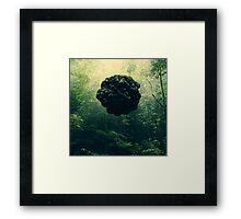 Blacks Framed Print