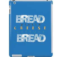 Cheese and Pickle iPad Case/Skin
