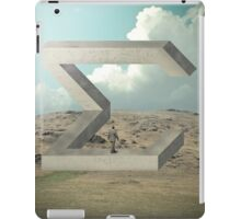 Betrag iPad Case/Skin