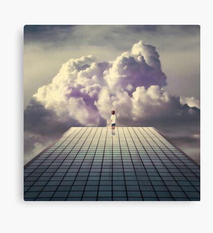 Breaker daydreams Canvas Print