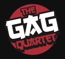 GAG Quartet Logo  Baby Tee