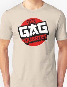 GAG Quartet Logo  T-Shirt