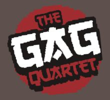 8-Bit GAG Quartet Logo Kids Clothes